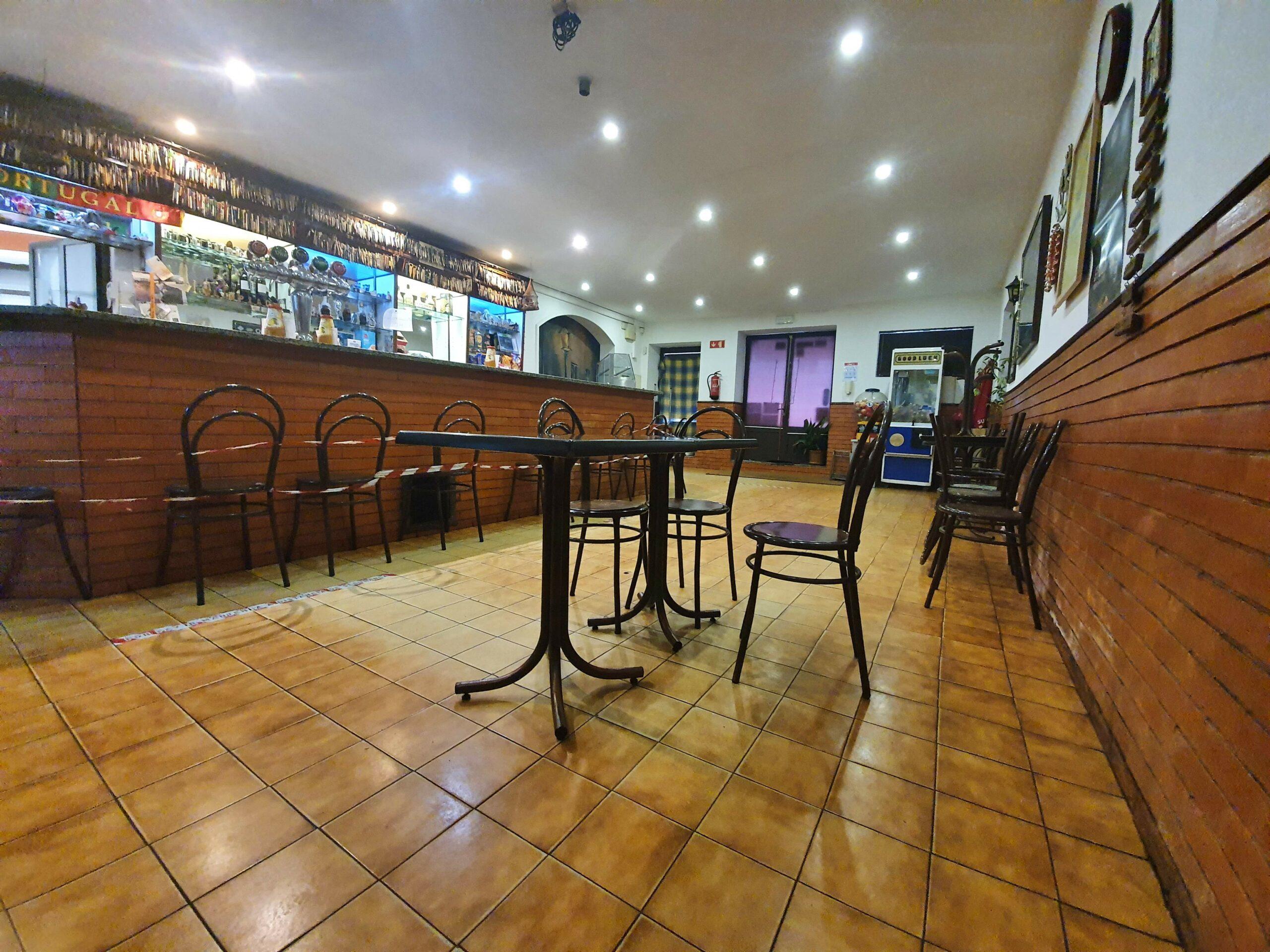 Zona de Café & Snack Bar